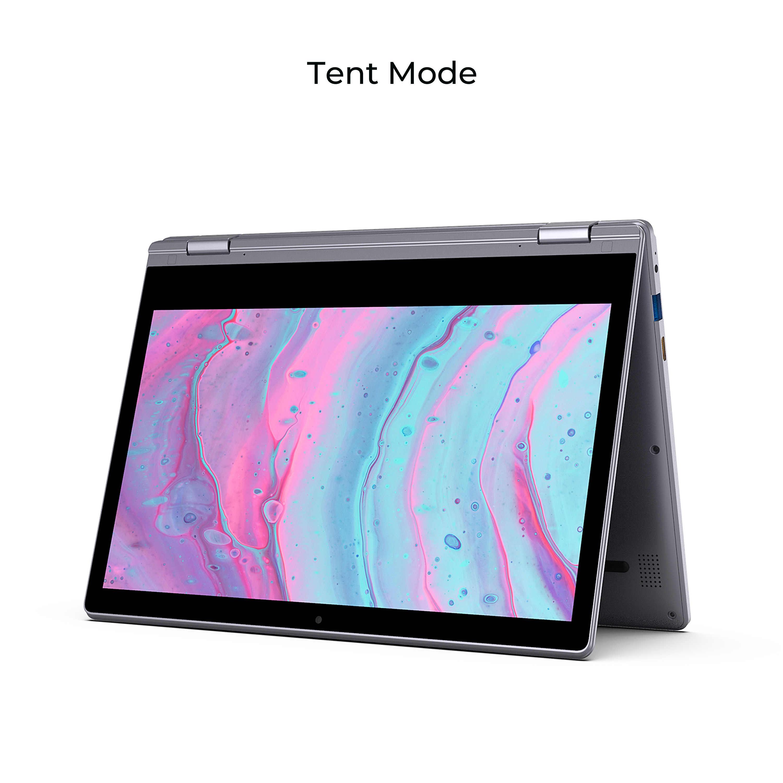 Nuevo ordenador portátil XIDU filbook Pro de 11,6 pulgadas, tableta con pantalla táctil 2 en 1, ordenador portátil Convertible 2 K, tableta IPS, tableta 128SSD