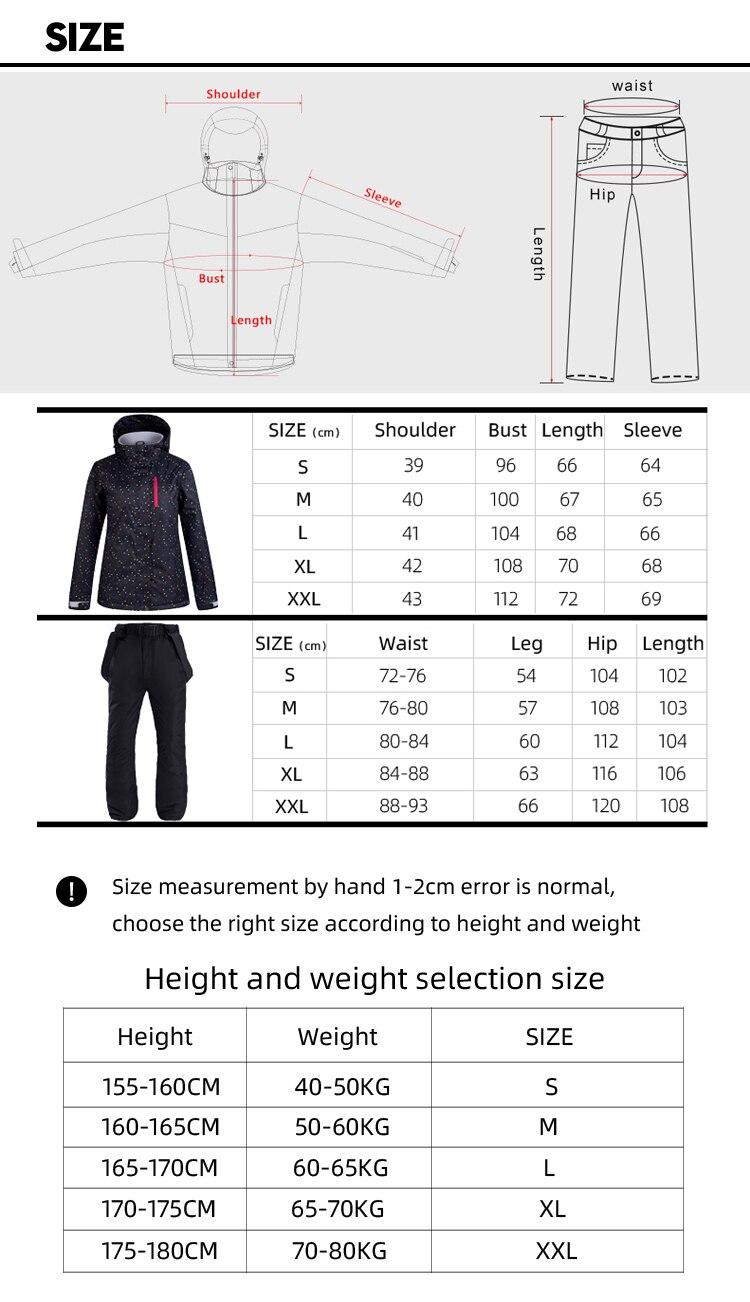 usar roupas de snowboard de inverno à