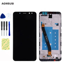 For Huawei Mate 10 Lite LCD Touch Screen Digitizer For Huawei Nova 2i RNE-L22/L01/02/03 LCD Display Panel Assembly(China)