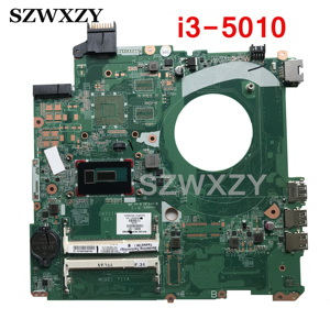 For HP 15-P Series Laptop Motherboard 802951-501 802951-001 802951-601 With i3-5010U CPU DAY11AMB6E0(China)