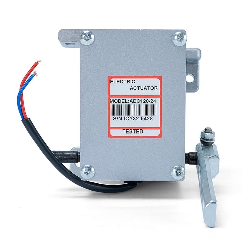 Actuator ADC120 Generator Part Electric Valve Linear Speed Actuator Waterproof Hydraulic Brake Controller