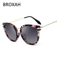 Модные поляризованные солнцезащитные очки Женские винтажные брендовые солнцезащитные очки для вождения для дам зеркальные очки UV400 Lunette De Soleil Femme