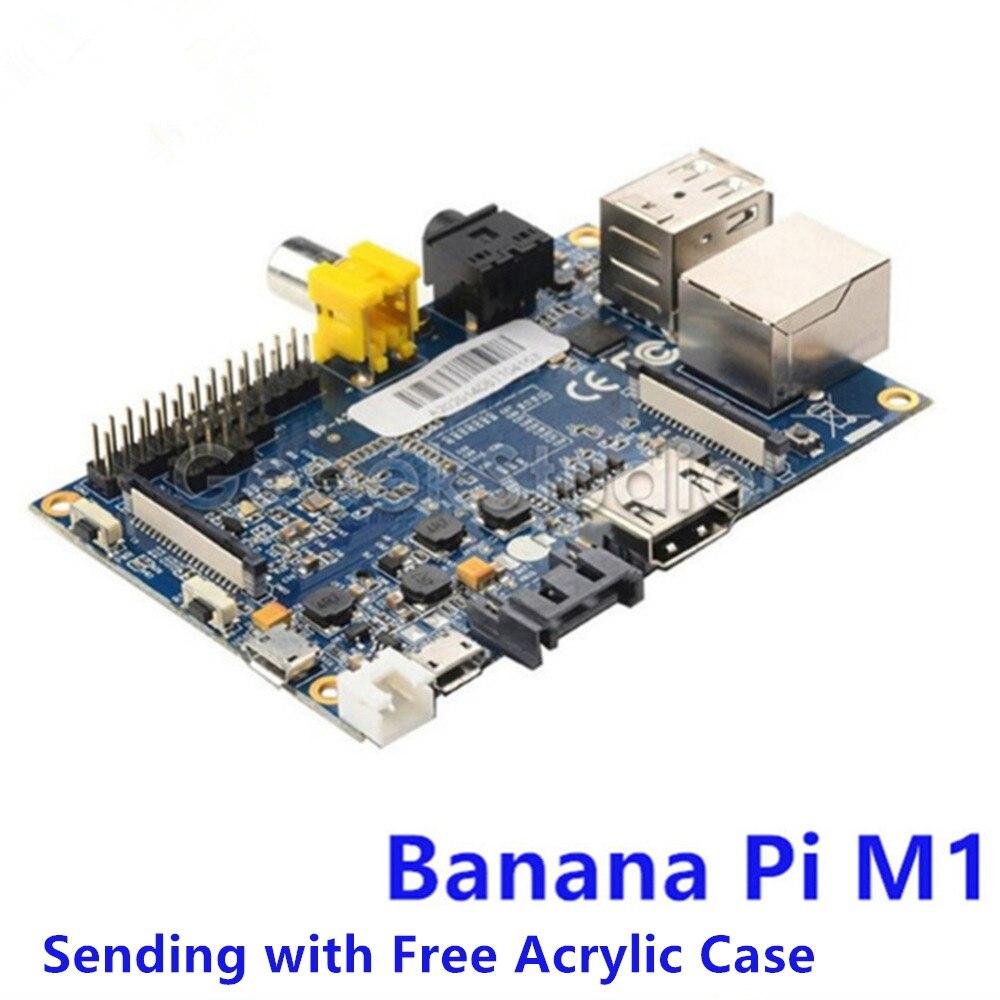 Banana Pi M1 BPI-M1 A20 Dual Core Open-source Development Board Single-board Computer