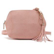 цена на Bags Women's Handbag Shoulder Bags Tote Purse Messenger Satchel Bag Cross Body(Pink)