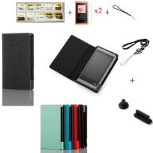 Running Camel Flip Full Protective Leather Case Cover For Sony Walkman NW A50 A55 A56 A57