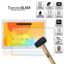 Capa protetora de tela de vidro temperado tablet para onda x20 cobertura completa anti-impressão digital anti-risco à prova de explosão