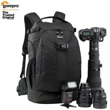 EMS 도매 gopro 정품 Lowepro Flipside 500 aw FS500 AW 어깨 카메라 가방 도난 방지 가방 카메라 가방