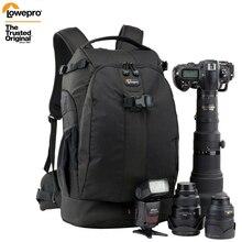 EMS toptan gopro hakiki Lowepro Flipside 500 aw FS500 AW omuz kamera çantası anti hırsızlık çanta kamera çantası