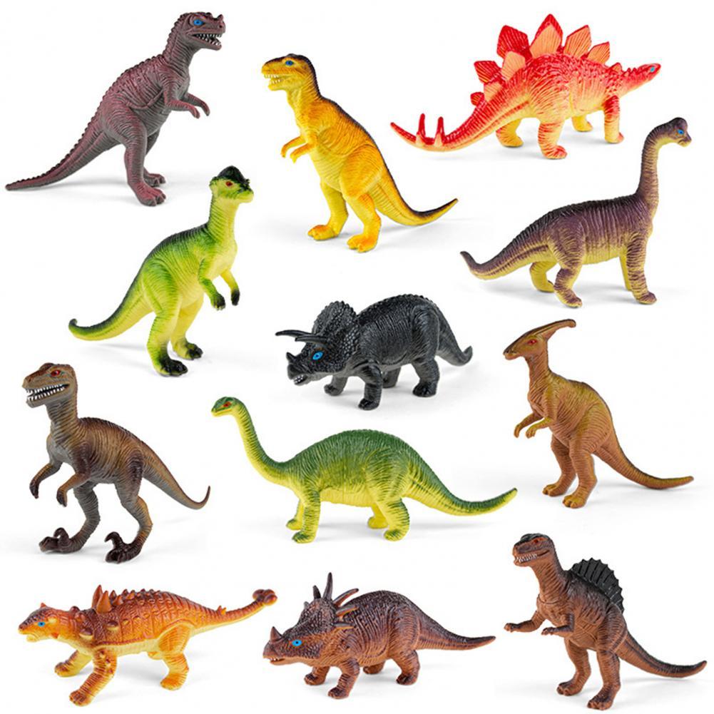 de dinossauro miniatura portatil resistente ao desgaste 02