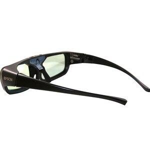 Image 2 - Oryginalne aktywne okulary 3D do okularów Epson 3D ELPGS03 do projektora TW5200/9200/TW6200/TW8200