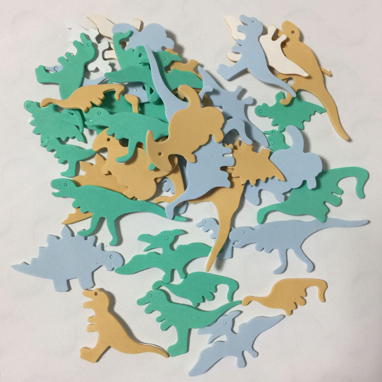1 пакет/Партия. Осенняя уборочная белка, птица, лиса, ежик, Сова, поролоновые наклейки, Осенний лист, ремесла, элементы деятельности, украшение детской комнаты, OEM - Цвет: 40PCS dinosaur