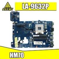 Viwgp/gr LA-9632P placa-mãe do portátil para For Lenovo g500 placa-mãe la-9632p placa-mãe hm70 ddr3 teste