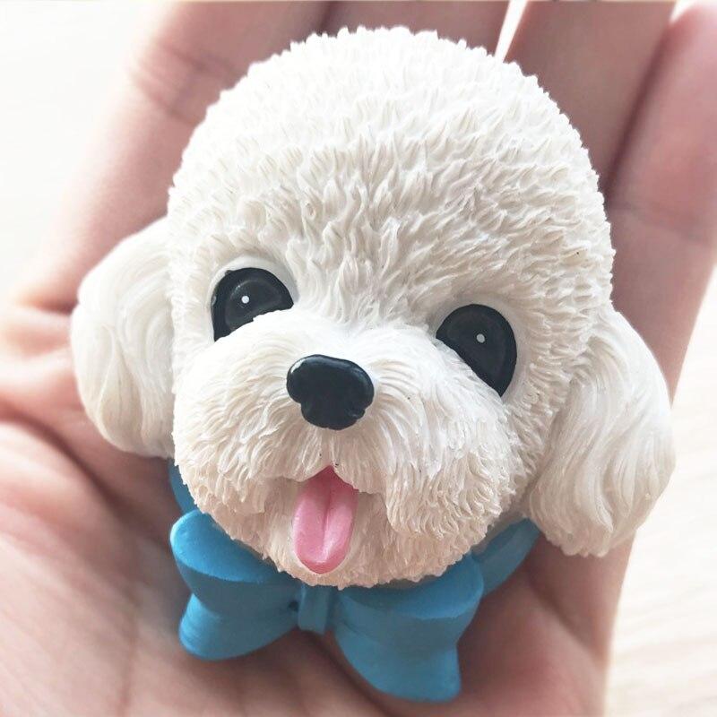 Ambientador forma de perritos 3D 3