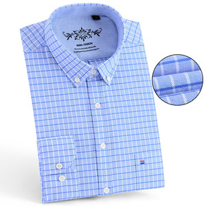 Image 3 - Camisa a cuadros para hombre