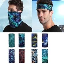 Scarf Headband Cycling-Bandana Magic-Neck Face-Mask Gaiter Tube Cooling Sun-Protection