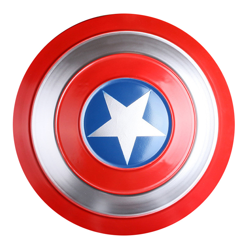 Superhero Shield for Kids Superheroes Steven Rogers Cosplay Iron Shield Kids Combat Weapon Adult and Kids
