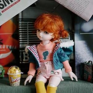 Image 5 - BJD Girl dolls 30 CM doll ,doll for gift