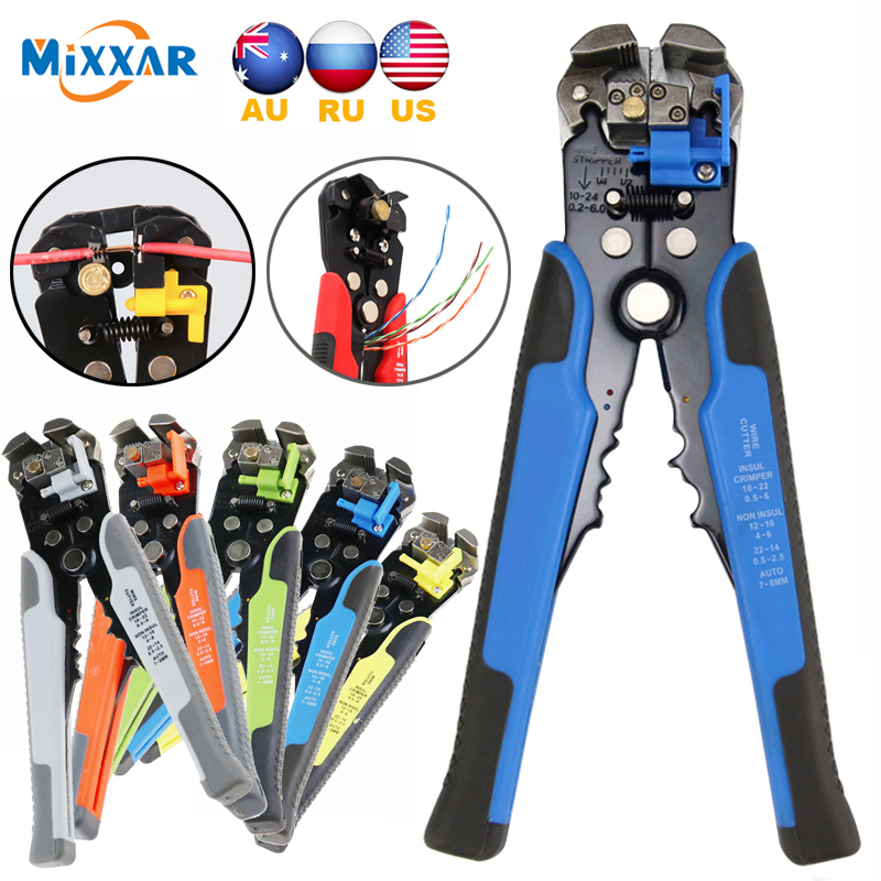 ZK30 Multitool Crimping/Press/Pliers Crimper Tool Wire/Stripper/Cutters Side Cutter Wire Stripping Cutter/Stripper/Cable Forceps