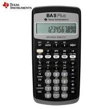 Heißer Verkauf Ti BAII Plus 12 Ziffern Kunststoff Led Calculatrice Calculadora Finanz Berechnungen Studenten Finanz Rechner