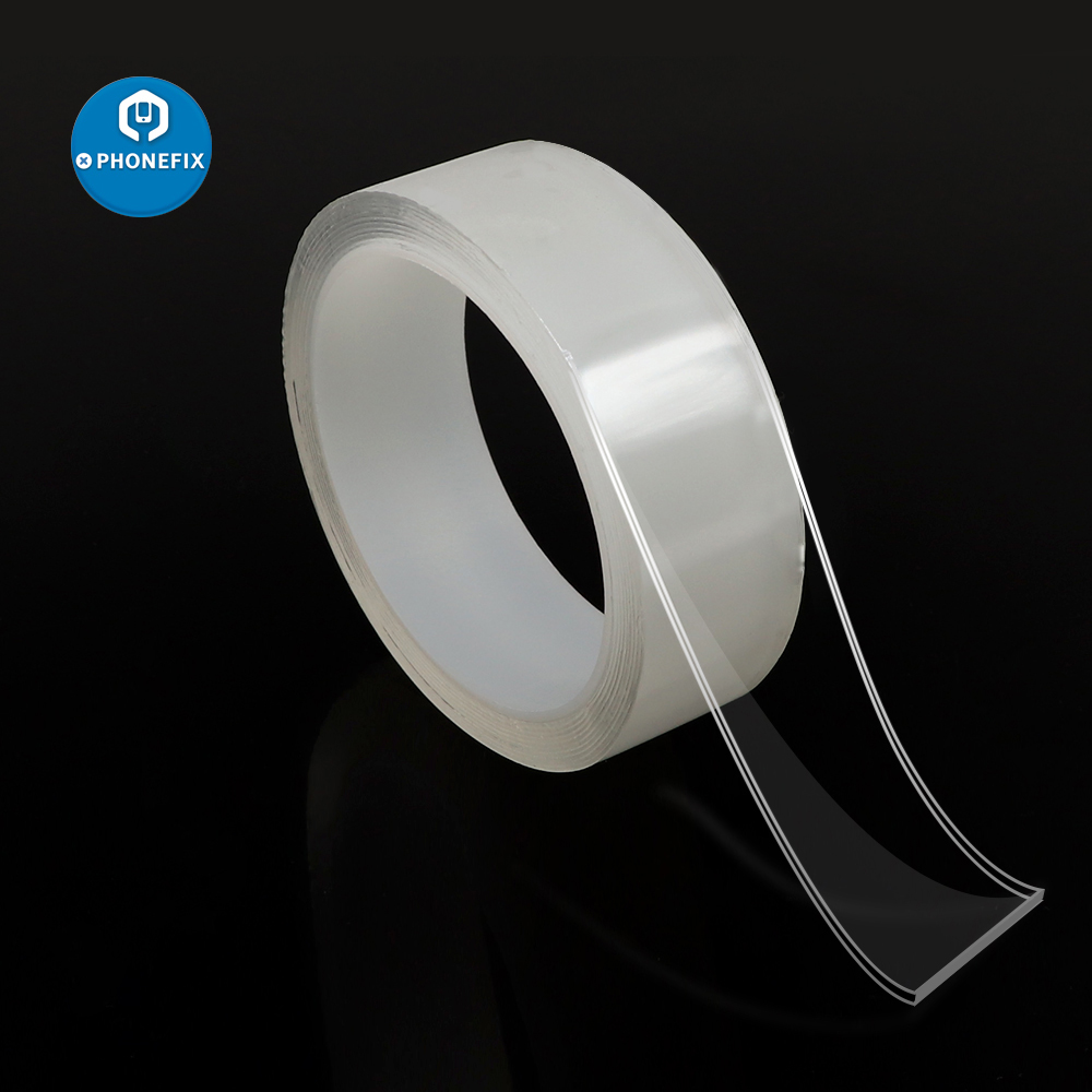3M Super Waterproof Tape Kitchen Bathroom Anti-Mold Strong Adhesive Tape Transparent Magical Tape Fix For Kitchen Toilet Stoves