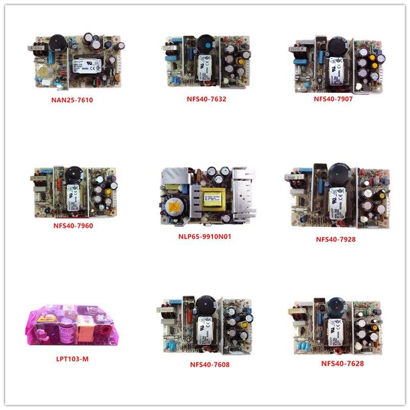 NAN25-7610|NFS40-7632/7907/7960/7928/7608/7628|NLP65-9910N01/7610|LPT103-M|NAN40-7608A/7608/7632E|NAN55-7660/7662|NLP40-7629