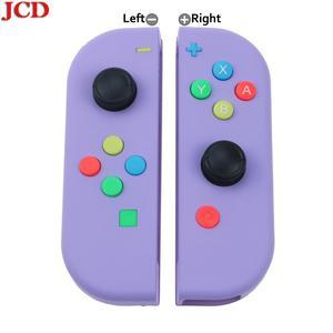 Image 3 - Сменная Крышка корпуса JCD для Nintendo for Switch for Joy Con Controller с отверткой, джойстиком и клавишной кнопкой