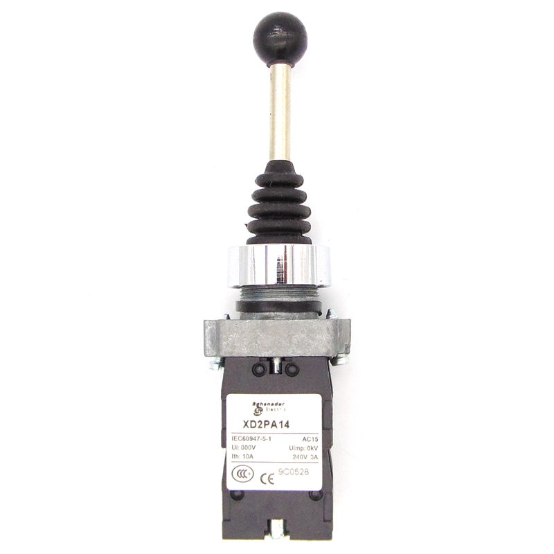 XD2-PA14 joystick controller ,spring return joystick switch XD2-PA14CR Rotary Switches Self locking(China)