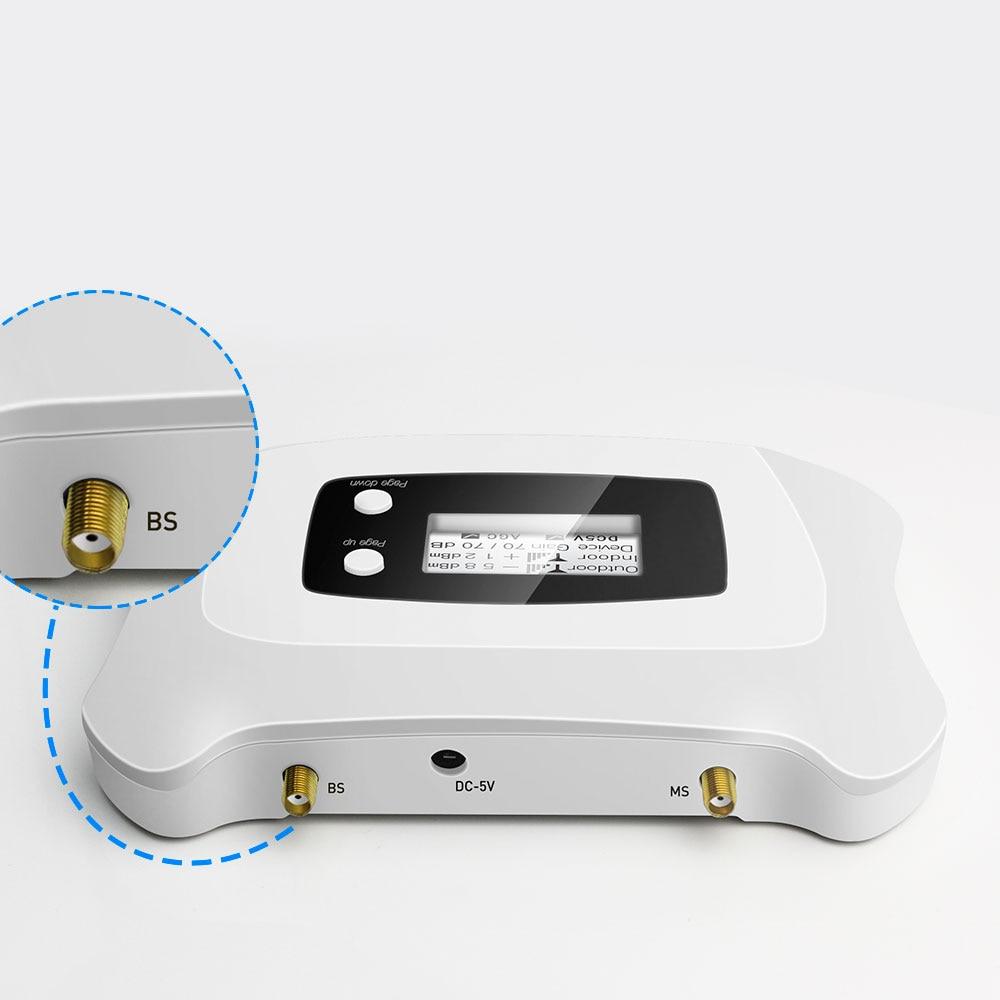 ATNJ GSM 2G Mobile Signal Booster 2G Signal Repeater gsm - Reservdelar och tillbehör för mobiltelefoner - Foto 5