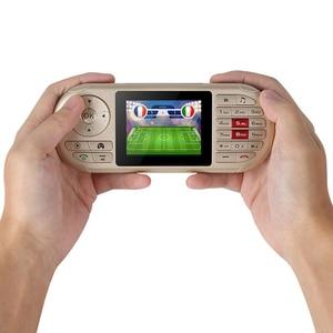 "Image 5 - UNIWA GP001 Spiel Und Telefon 2 In 1 Gaming Handy Lange Standby 2500 mAh 2,8 ""SC6531E Lautsprecher tastatur dual SIM Dual Stanby"