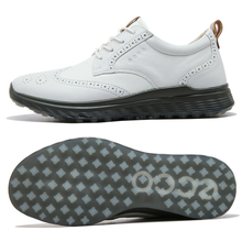 Golf-Shoes Walking-Sneakers Classic Professional Men for Black White Outdoor
