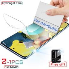 Гидрогелевая пленка для Samsung Galaxy A51 A50 A10 M31 A71, Защитная пленка для экрана A20 A40 A30 A20E M21 A70 A 51 50 10 20 E M 31 21, не стекло