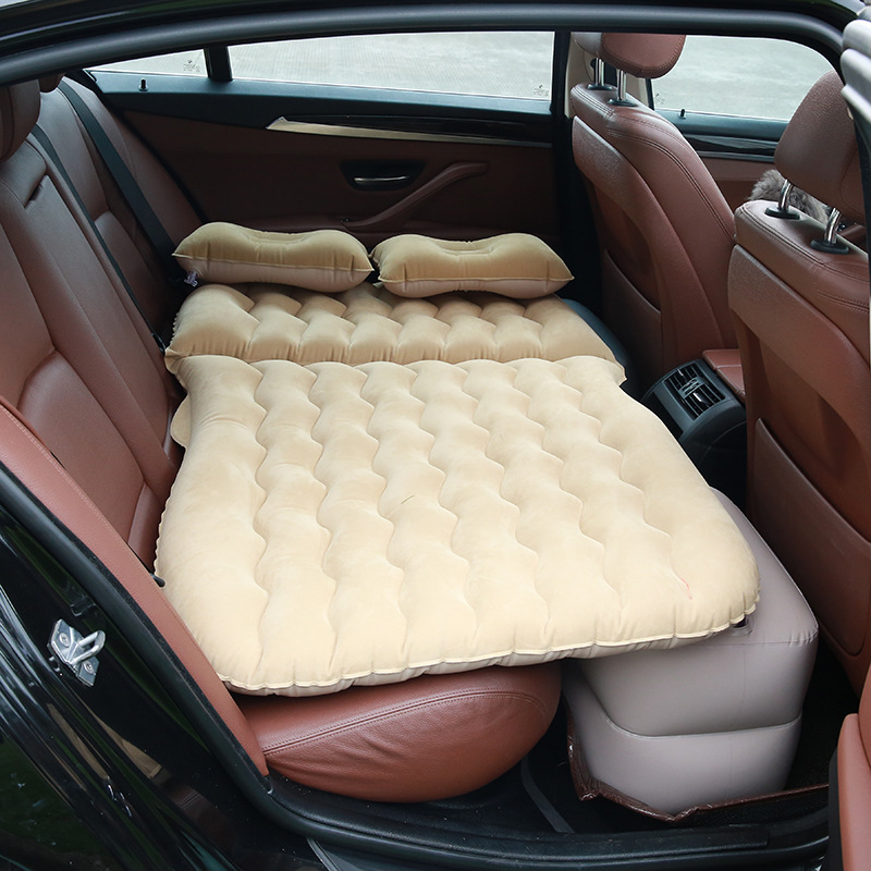 Camping Car Bed Back Seat Cover Mattress Car Mattress Inflatable Car Travel Bed Colchon Inflable Para Auto