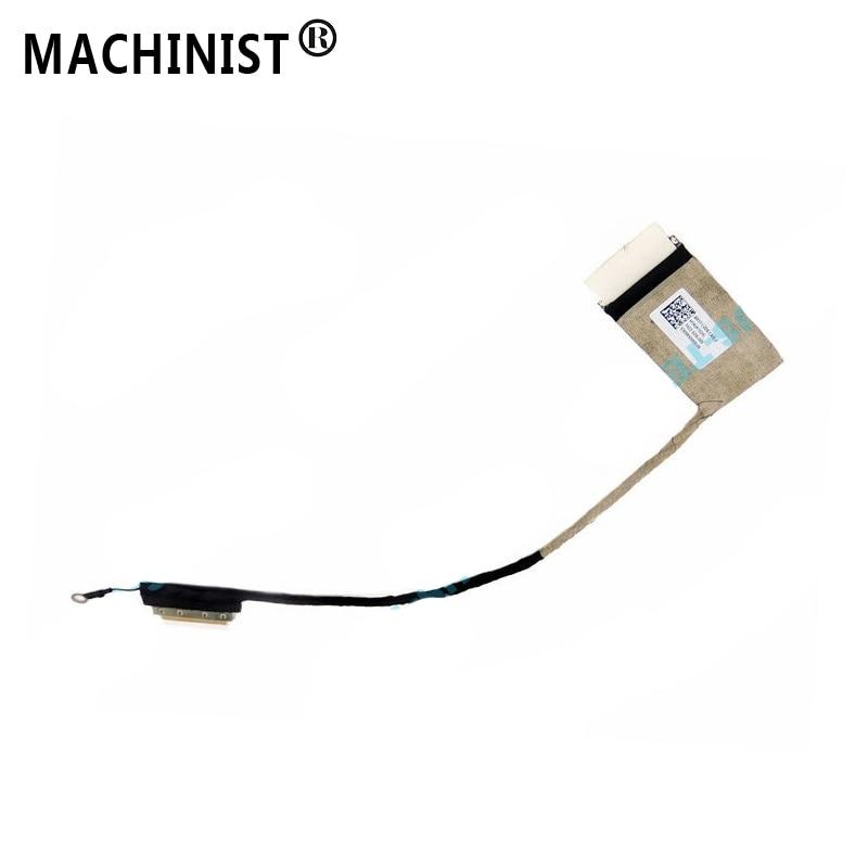 LCD VIDEO SCREEN FLEX CABLE FOR TOSHIBA S55-B5271SM S55-B5203SL S55-B5258