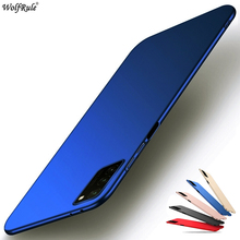 For Cover Huawei Honor V30 Pro Case Smooth Skin Ultra Thin Matte Phone Case For Huawei Honor V30 Pro Case Huawei Honor V30 Pro 2 1mm thick luxury bumper case for huawei honor v30 germany bayer material case honor v30 pro independent plating button cover