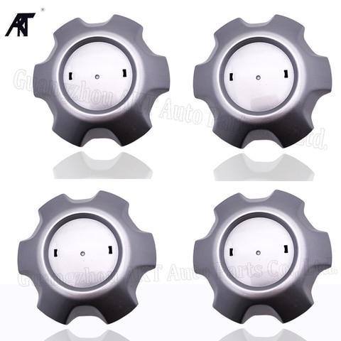 tampas do centro da roda de 4