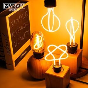 Retro Edison Lamp LED Light Bu