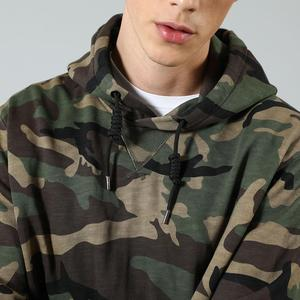 Image 5 - SIMWOOD 2020 spring winter hooded Camouflage hoodies men fashion sweatshirts jogger track clothes plus size streetwear SI980675