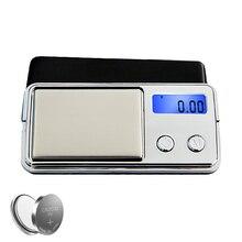 100g * 0.01g mini jóias bolso escalas de alta precisão ouro diamante jóias peso balança eletrônica