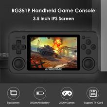 Box Pc-Shell Game-Console RG351P Powkiddy PS1 Ips-Screen Handheld N64 Dual-Rocker Gifts