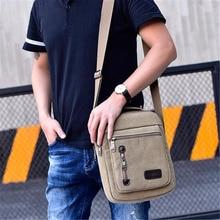 Casual Men Shoulder Bag 2021 New Crossbody Bags Male Bag Capacity Men Messenger Bags Tote Bag