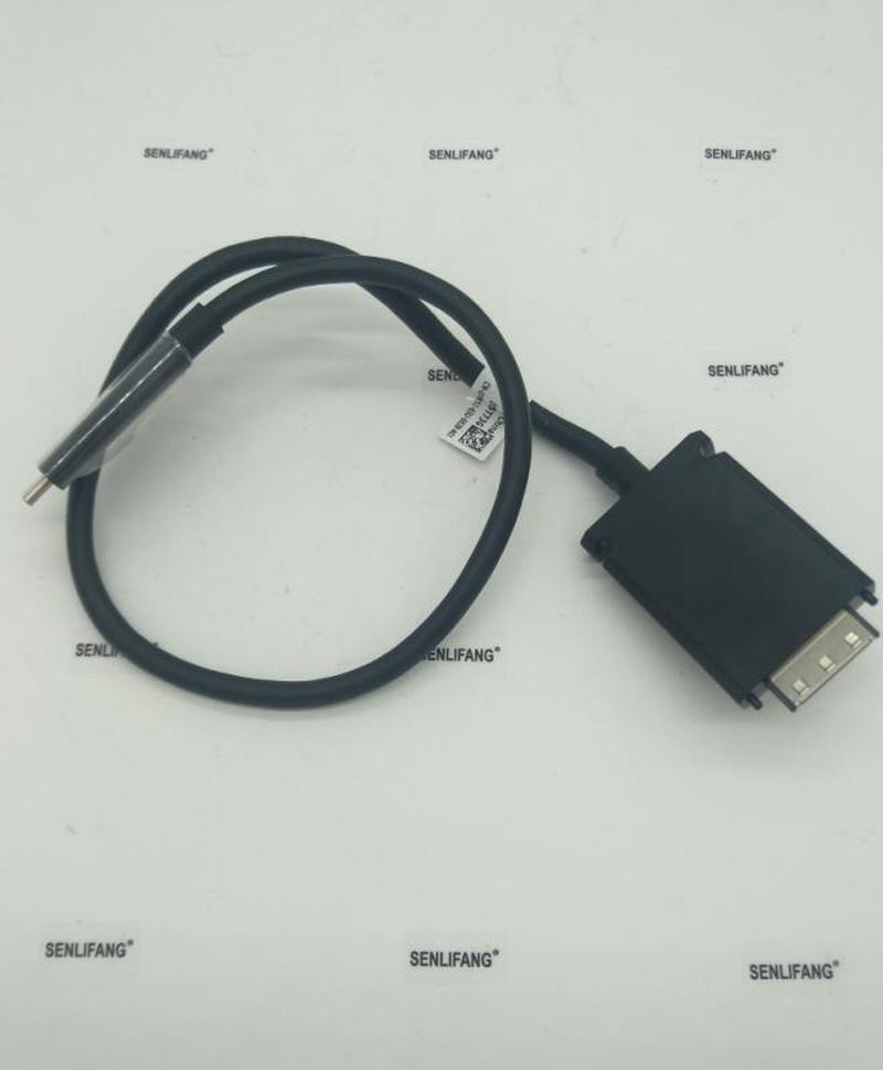 Original FOR Dell 5T73G Thunderbolt USB-C Cable TB16 TB15 K16A Docking Station 05t73g Cn-05T73G Fully Tested