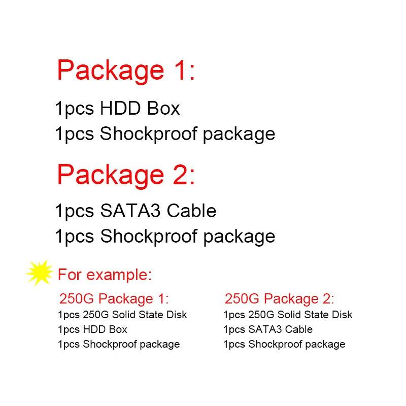 Image 5 - SAMSUNG SSD Internal Solid State Disk 850 860 EVO 1TB 500GB 250GB 120GB Hard Drive SATA3 2.5 TLC HDD Laptop Desktop PC 120 GB-in Internal Solid State Drives from Computer & Office