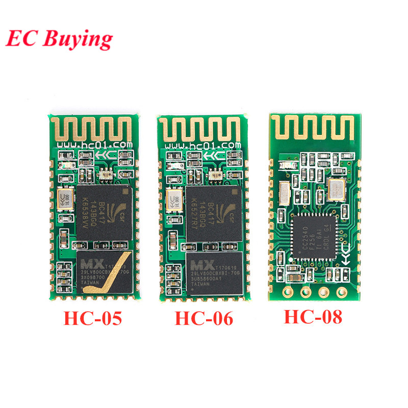 HC-05 HC-06 HC-08 JDY-31 Bluetooth Module Master-slave Integrated Bluetooth Wireless Module HC 05 06 08 JDY-30 For Arduino