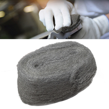 Car Steel Wire Wool Grade 0000 3.3m For Car Polishing Auto Home Cleaning Removing Remover