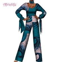 Новый комплект из обуви в африканском стиле Одежда для женщин