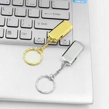 USB флеш-накопитель 128 ГБ, 64 ГБ, 32 ГБ, 16 ГБ, 8 ГБ, флеш-накопитель для смартфонов, Micro USB, портативная металлическая Водонепроницаемая флеш-карта памяти