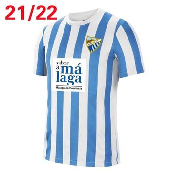 2021 2022 Malaga CF koszulki piłkarskie 21 22 K Goły JUANPI ADRIAN CF koszulka piłkarska camiseta de fútbol malaga CF mundury Hombres tanie i dobre opinie SHORT CN (pochodzenie) POLIAMID Cztery pory roku SPORTS tops Z KRÓTKIM RĘKAWEM
