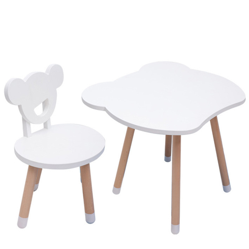 Contracted Furniture Suits Kindergarten Children To Write The Game Table Chair Baby Study Desk And Chair
