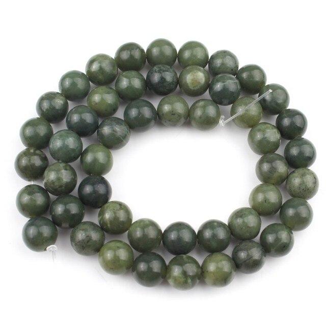 Bracelet Jade Vert Pierres Naturelles