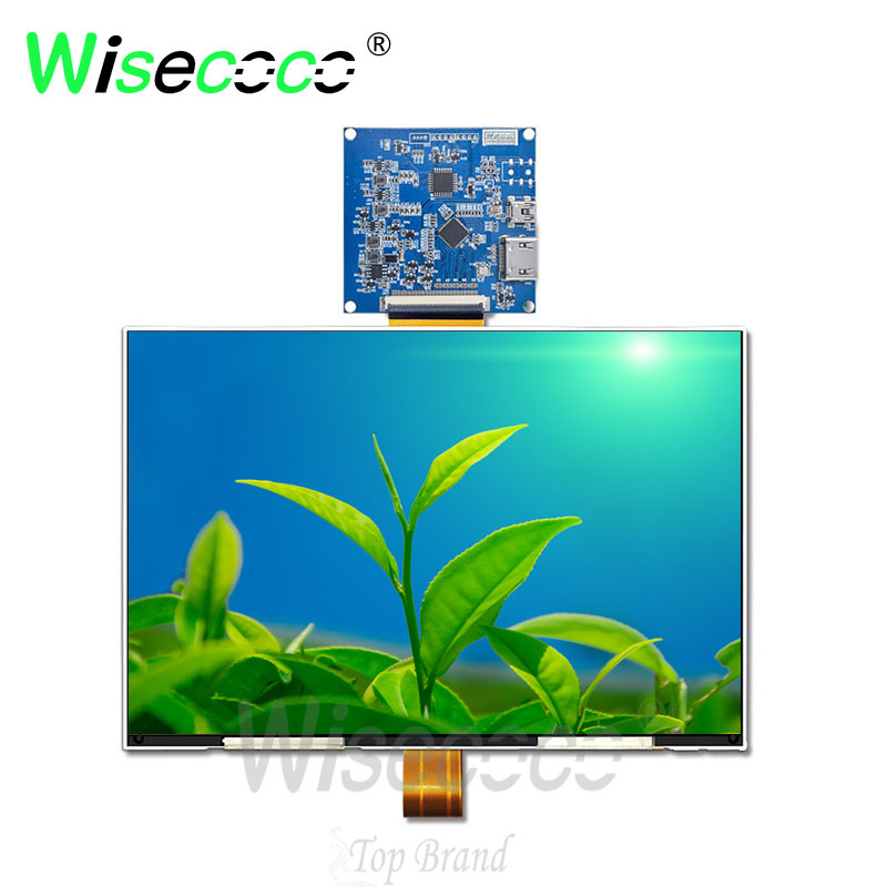 8.9 inch 2560*1600 2k IPS screen with hdmi mipi mini USB driver board 500 nits suitable for notebook easy to carry(China)